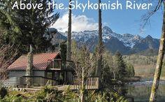 Cabin vacation rental in Stevens Pass from VRBO.com! #vacation #rental #travel #vrbo