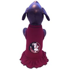 NCAA Florida State Seminoles Cheerleader Dog Dress * Remarkable product available now. : dog clothes