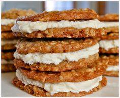 Blooming on Bainbridge: Oatmeal Creme Pies