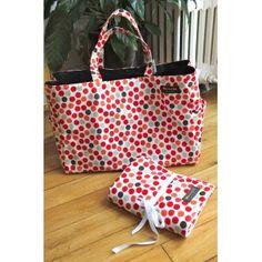 Le sac à langer et le tapis à langer assorti.  Plus de détails sur: http://www.waxandco.fr/product.php?id_product=676
