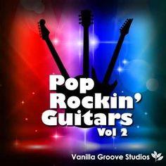 Pop Rockin Guitars Vol.2 WAV AiFF MAGNETRiXX Magesy.Club