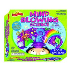 Scientific Explorer's kit - entertaining and chidl approved. Plus, starting at only $15 it's relatively inexpensive.