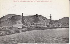 Selby Smelting And Lead Works-Crockett-Ca-Contra Costa