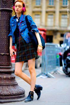 Paris – Rhiannon McConnell