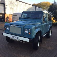 The more you look at it, the better it gets... #AntiOrdinary #Style #LandRoverDefender #DefenderRedefined #Redefined #Lifestyle #4x4 #Yorkshire #LandRover #Defender #TwistedDefender #Automotive #Icon #Modified
