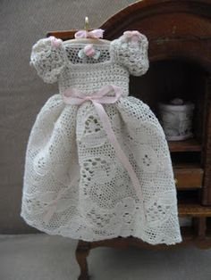 What you need :   A doll for or dress form to fit the dress on. You can make the dress to go on the doll but I wanted m...