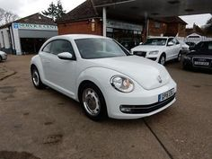 eBay: 2015 15 VOLKSWAGEN BEETLE 1.2 DESIGN TSI BLUEMOTION TECHNOLOGY 3D 104 BHP #vwbeetle #vwbug #vw