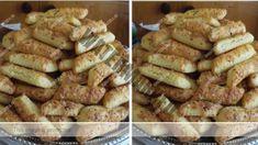 Chutné tyčinky z kyslej smotany: Toto ide u nás na dračku, aj 3 plechy sú málo! Slovak Recipes, Pizza, Fondant Cupcakes, Biscotti, Ham, Sausage, French Toast, Snack Recipes, Food And Drink