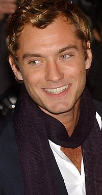 Jude Law. Yep, I think he makes a great  muse for my Dylan Ducharme. Now, do I have the guts to write Dylan the way he is telling me he needs to be written?