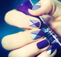 #bluenails #nailart #nails #bluemani- bellashoot.com