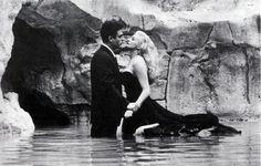 L'italiano con La Dolce Vita di Federico Fellini