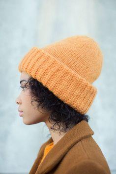 Samuji Chunky Beanie - Orange   BONA DRAG