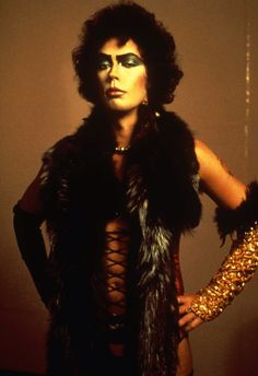 Dr. Frank-N-Furter of Rocky Horror Picture Show