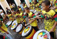 Olodum Salvador Bahia