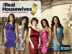 The Real Housewives of New Jersey me