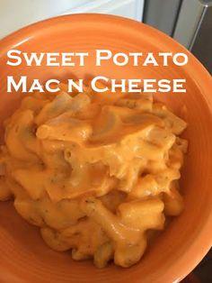 A healthier take on mac n cheese