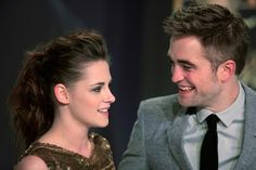 Robert Pattinson and Kristen Stewart are secretly married with four children.