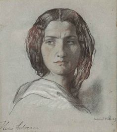 Head of a Woman by