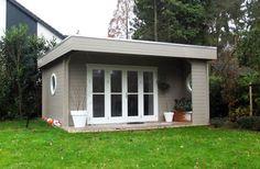 Design Gartenhaus Sublim-50 B