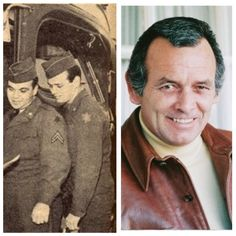 David Janssen-Army-WW2 (Actor)