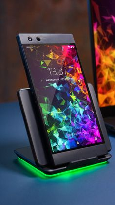 Gaming Smartphone Razer Phone 2 launched: Price and Specification New Technology Gadgets, High Tech Gadgets, Gadgets And Gizmos, Cool Technology, New Gadgets, Electronics Gadgets, House Gadgets, Kitchen Gadgets, Razer Gaming