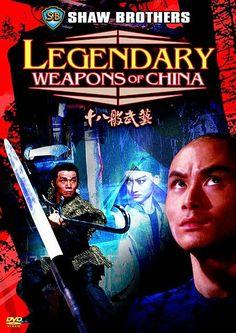 Legendary Weapons of China, SB, Gordon Liu