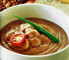 Flavors of Brazil: RECIPE - Pureed Beans with Coconut Milk (Feijão de Coco)