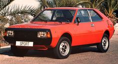 """carsthatnevermadeit: """"Seat 1200 Sport, The 'Bocanegra' dates from the period when Seat were partnered with Fiat and was their first independently developed model. The design was by Aldo Sessano. Parking, Fiat, Cars And Motorcycles, American Apparel, Vintage Cars, Dream Cars, Super Cars, Volkswagen, Classic Cars"""