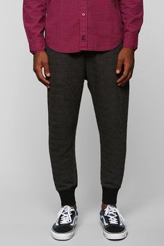 CPO Jacquard Knit Jogger Pant - Urban Outfitters