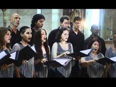 """Lunes: LLego la semana y para atenuar la tensión les dejo mi obra coral  """"Como una flor"""", interpretado por """"Schola Cantorum Coralina"""", dirigido por Alina Orraca Llama.   http://www.youtube.com/watch?v=A_YE8p0Nf2w"""