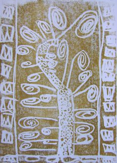 Art Education Blog: Gustav Klimt's Tree of Life