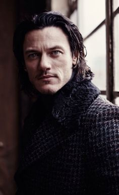 Sure, we all like boys every now and then, but loving the men is where it's really at. Luke Evans is the man of everyone's dreams.