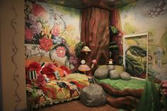 Stop this is THE most amazing room in the world. Better than any princess room by far