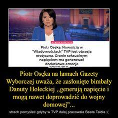 Mała Apokalipsa: Podszepty Gazety Wyborczej.