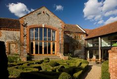 Nine bedroom country house in Norfolk.  What better place for a party?!