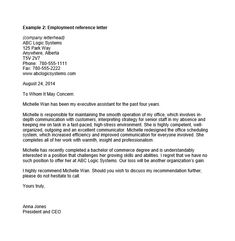 4 professional reference letter samples free word pdf