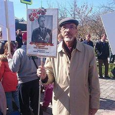 Victory Day in Yekaterinburg Russia. by marinakiziridi