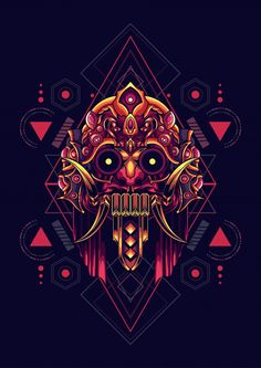 Discover thousands of Premium vectors available in AI and EPS formats Illustration Vector, Vector Art, Vector Design, Vector Graphics, Design Design, Samurai Artwork, Psychedelic Drawings, Indonesian Art, Fantasy Concept Art