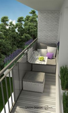 Outdoor Furniture Sets, Outdoor Decor, Landscape Architecture, Patio, Bed, Balcony, Projects, Facebook, Future