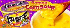 Fideos Ramen Strong Yummi Noodles con Sopa de Maíz   Nueva Receta Ramen con sopa de pollo y maíz dulce, puerro, zanahoria, maíz, daikon (rábano japonés) y un toque de salsa shoyu.