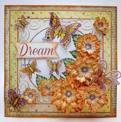 Dream with Heartfelt Creations  - Created by Lori Williams of Pinkcloud Scrappers