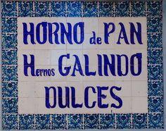Horno de Pan en Órgiva, en la Alpujarra de Granada, España