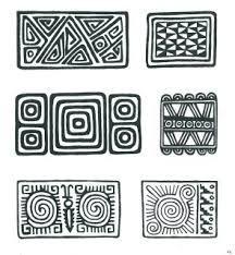Sampling of Pre-Colombian Incan Symbols Arte Tribal, Aztec Art, Inca Art, Aztec Symbols, Mayan Symbols, Viking Symbols, Egyptian Symbols, Viking Runes, Ancient Symbols