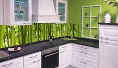 Küche - Fliesenspiegel