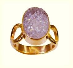 #purple #choker #summertime #littlebrother #25likes #jewelry #riyo #jewelry #gems #handmade #artificial #ring #druzy #multi #cincinmura