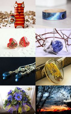 Spring Mix_13 by Natasha on Etsy--Pinned with TreasuryPin.com #123team #avidteam #cotteam
