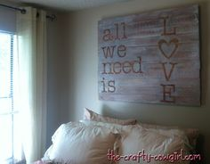 DIY Wall art for our bedroom Home Decor Sites, Home Decor Catalogs, Home Decor Online, Home Decor Store, Homemade Home Decor, Diy Crafts For Home Decor, Decorating Your Home, Indoor Crafts, Decorating Websites