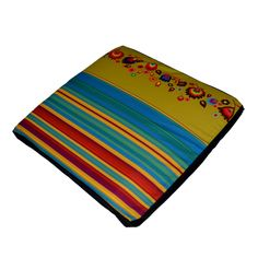 Decorative chair cushion's collection inspired by vibrant folk patterns. It's made from cordura fabric which is known for their durability and resistanc Chair Pillow, Chair Cushions, Pillows, Beach Mat, Folk, Outdoor Blanket, Chairs, Fabric, Pattern