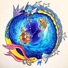 Pisces Magikarp/Feebas and Gyarados/Milotic