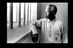 Mandela na cadeia